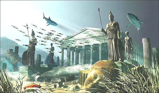 História da Magia: Atlântida