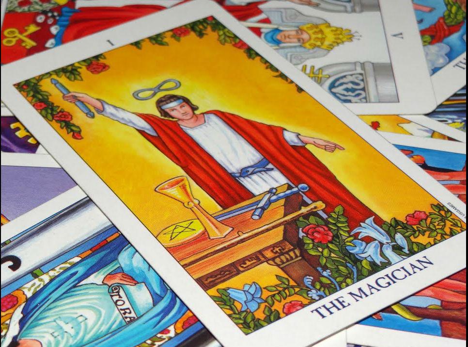 Iniciação ao Hermetismo Carta do Mago
