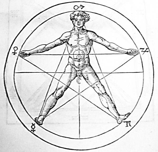 Pentagrama Agripa