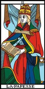 Arcano Papisa