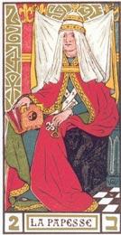 Arcano Sacerdotisa
