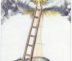 Qual o simbolismo da escada?