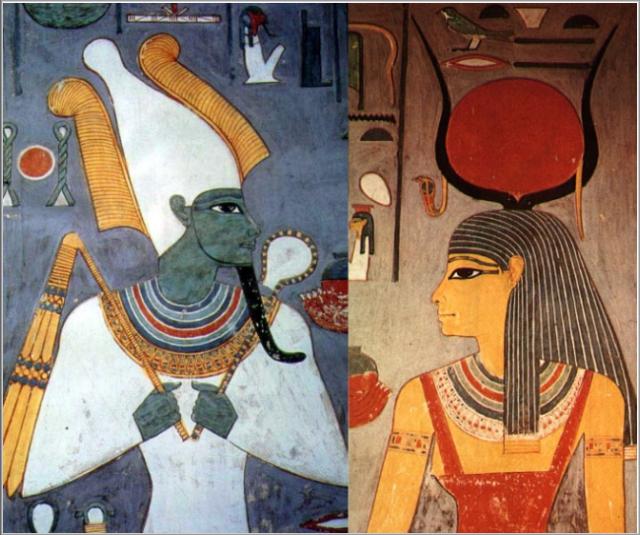 Mito de Osíris e Ísis