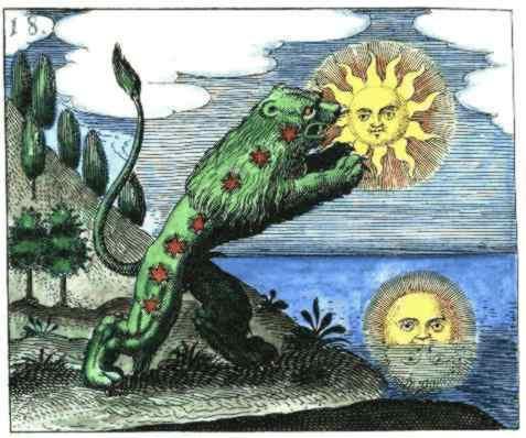 Significado do Sol na alquimia