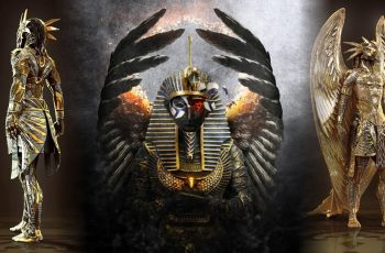 Hórus: o deus Sol com cabeça de falcão
