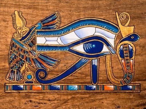 Qual significado do olho de Hórus?