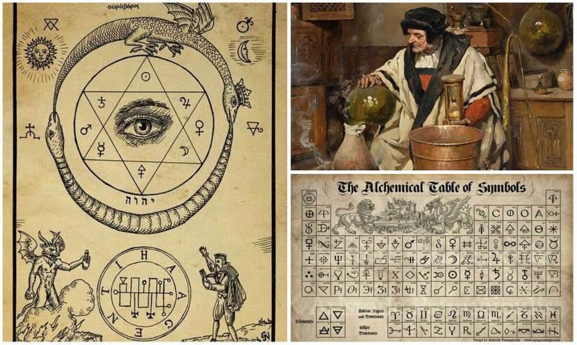Alquimia e a transformação do chumbo em ouro