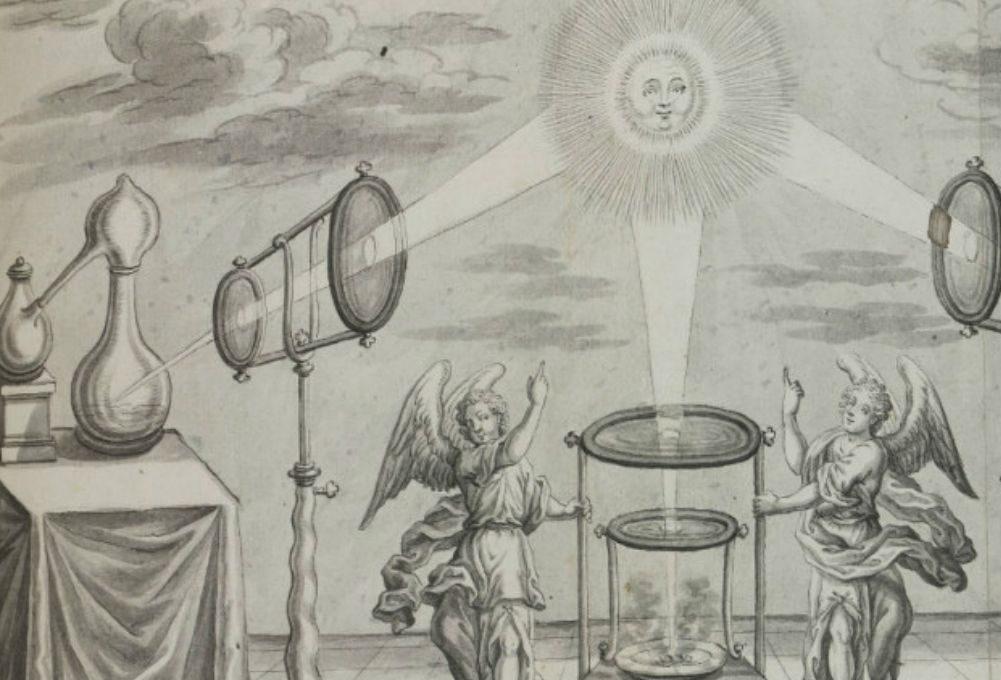Por que estudar simbolismo alquímico?