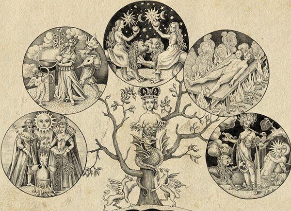 simbolismo alquímico