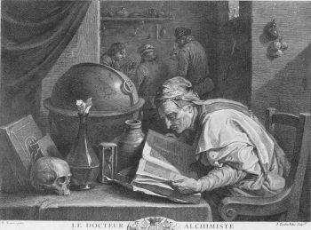 Operações Alquímicas: do calcinatio ao coniunctio