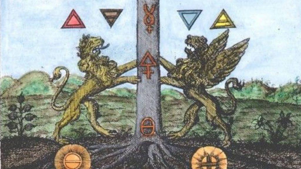 Enxofre, Mercúrio e Sal
