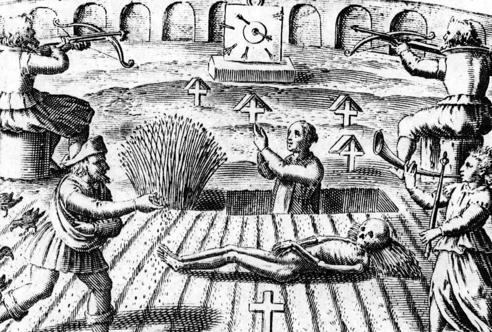morte no processo alquímico
