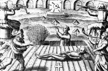 A morte no processo alquímico