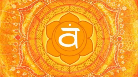 chakra esplênico ou sacral
