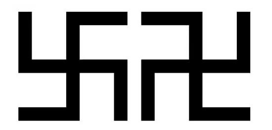 Símbolo da suástica